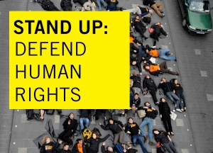 stand up Amnesty