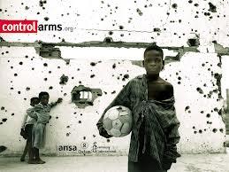armas bajo control