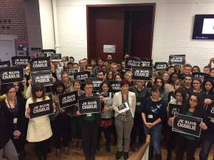 Amnesty UK je suis charlie